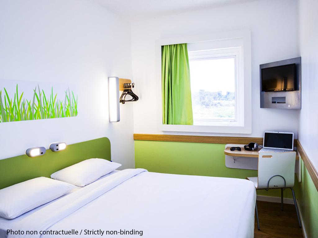 Hotel ibis budget toulouse colomiers for Ibis budget douche dans la chambre