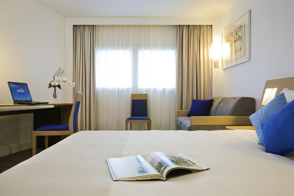 Hotel Novotel Toulouse Purpan A U00e9roport
